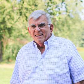 Pastor Jim Henry