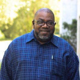 Pastor Phillip Riddick