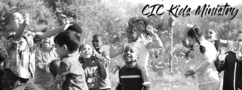 Volunteer for CIC Kids Ministry