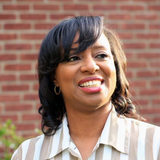 Pastor Iris Butler