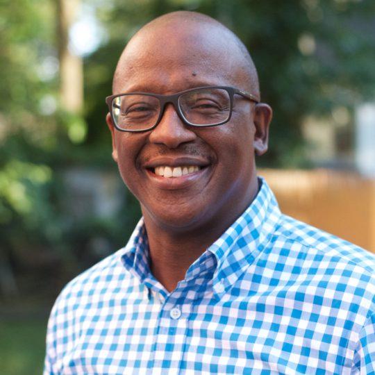 Pastor Eric Butler